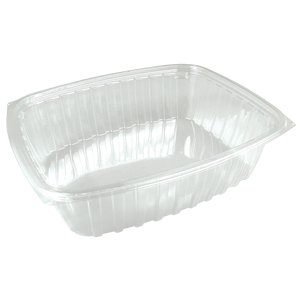 CONTAINERS PLASTIC CLEAR