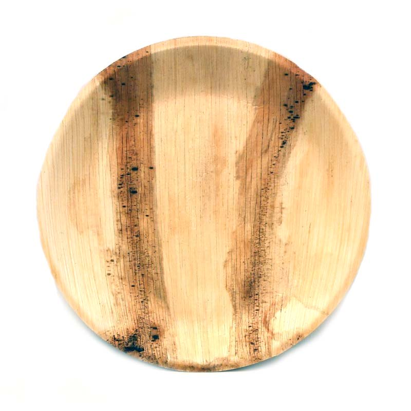 BOWLS/PLATES BAMBOO/PALM LEAF